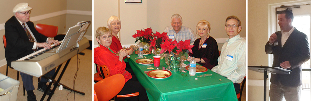 Holiday Potluck Luncheon