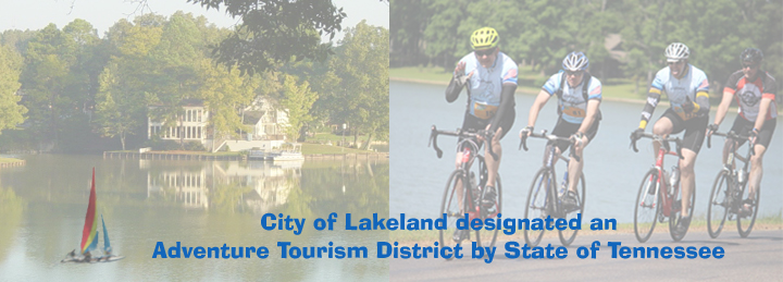 City of Lakeland Designated an Adventure Tourism District by State of Tennessee