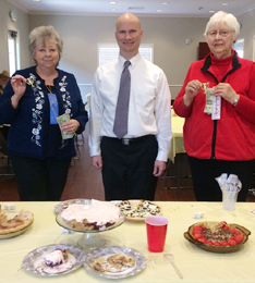 Senior Center Pie Bake-Off